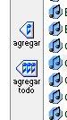 Añadir archivos midis a un playlist